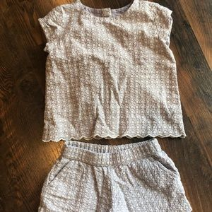 Lavender & Lace 3T Gymboree Set